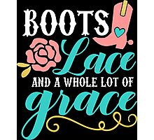 04b937ea Boots Lace and a Whole Lot of Grace - Southern Girl Y'all