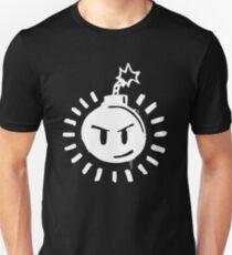 Funny Bomb - Black T T-Shirt