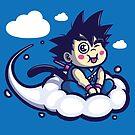Cloud Monkey by Scott Weston