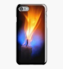 Candle Force iPhone Case/Skin