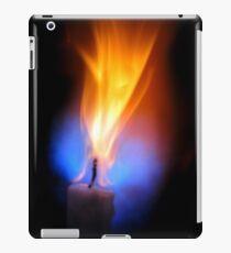 Candle Force iPad Case/Skin