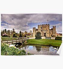 Hever Castle Poster