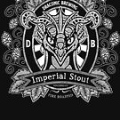 Draconic Brewing - Imperal Stout by TEEPECKER