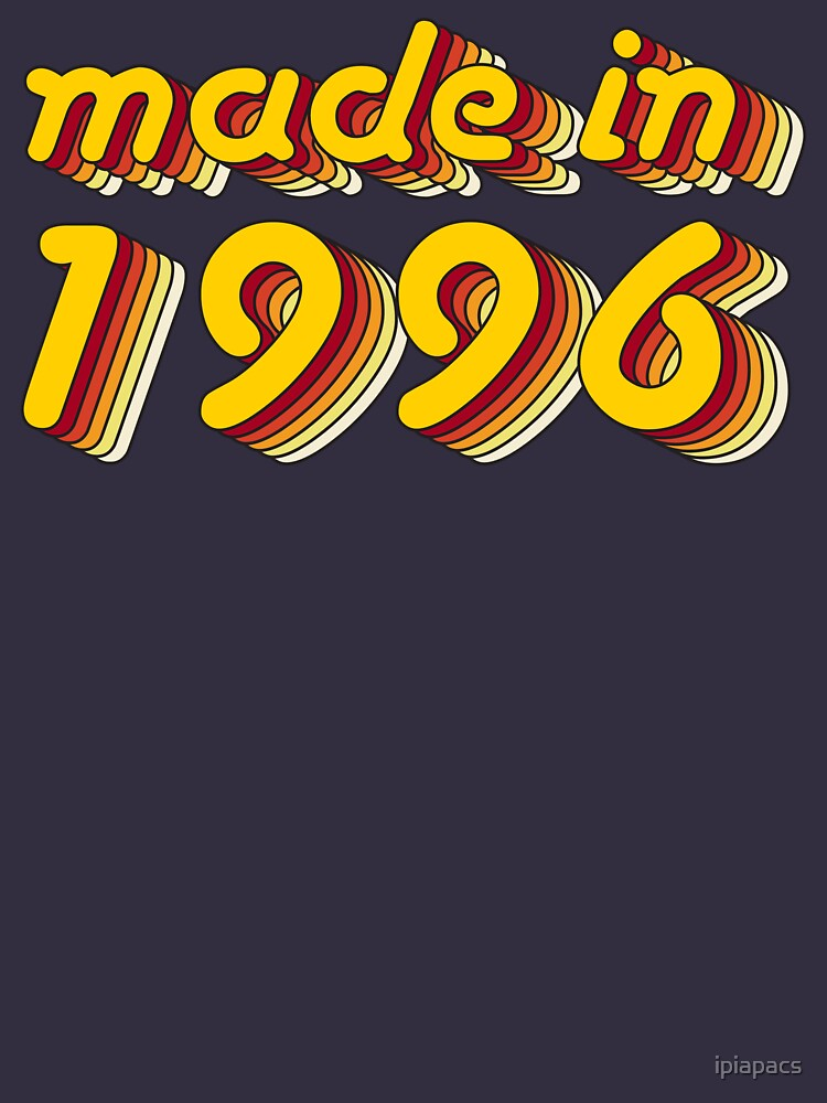 Made in 1996 (Yellow&Red) by ipiapacs
