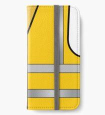 Vinilo o funda para iPhone Camiseta Gilets Jaunes, chaleco amarillo, Gelb Westen, movimiento, protesta