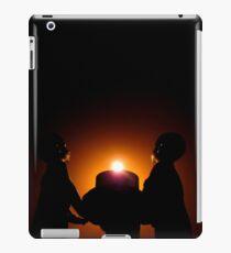 Candlelit Ceremony iPad Case/Skin