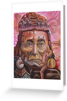 Chief Joseph  ''NATIVE''  by Jerel Baker
