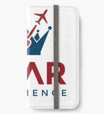Tsar Experience Logo sans Circle design iPhone Wallet/Case/Skin