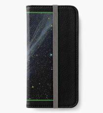 LOVEJOY COMET : Hubble Telescope Image Print iPhone Wallet/Case/Skin
