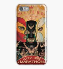 LUCHA LIBRE iPhone Case/Skin