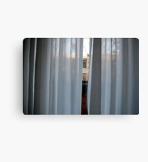 Afternoon in St. Vincents Guesthouse Canvas Print