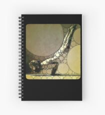 Yoga Dude Spiral Notebook