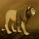 Lion by Crusader