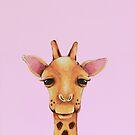 Giraffe by StressieCat