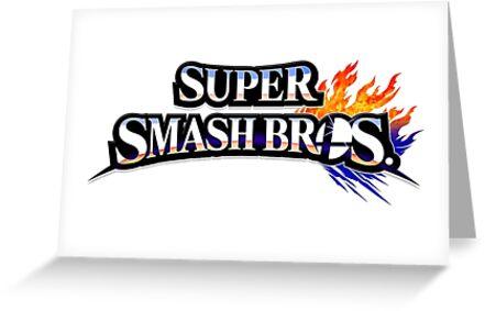Super Smash Bros by Scapa95
