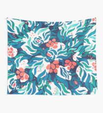 Free falling Wall Tapestry