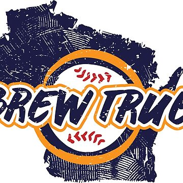 Brew True Wisconsin Rough Grunge by gstrehlow2011