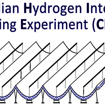 Canadian Hydrogen Intensity Mapping Experiment (CHIME) Logo by Spacestuffplus