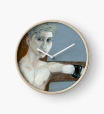 Chris 26 Clock