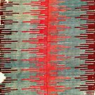Sivas Antique Turkish Kilim by Vicky Brago-Mitchell