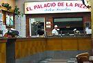 El Palacio Pizza, Buenos Aires by Kent DuFault