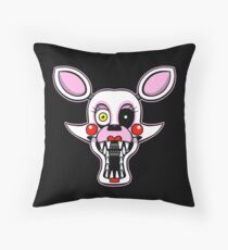 Five Nights at Freddy's - FNAF - Mangle Throw Pillow