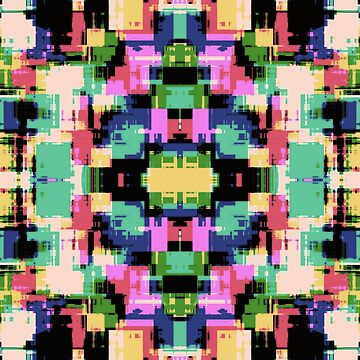 80s 90s Abstract by CarlosV