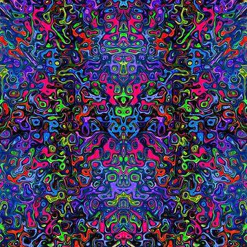 Dye Fluo Liquify by CarlosV