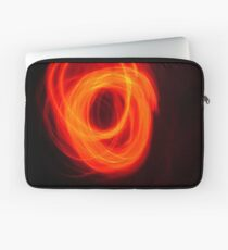 Orange Overlap Laptop Sleeve