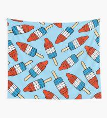 Rocket Popsicle Pattern Wall Tapestry