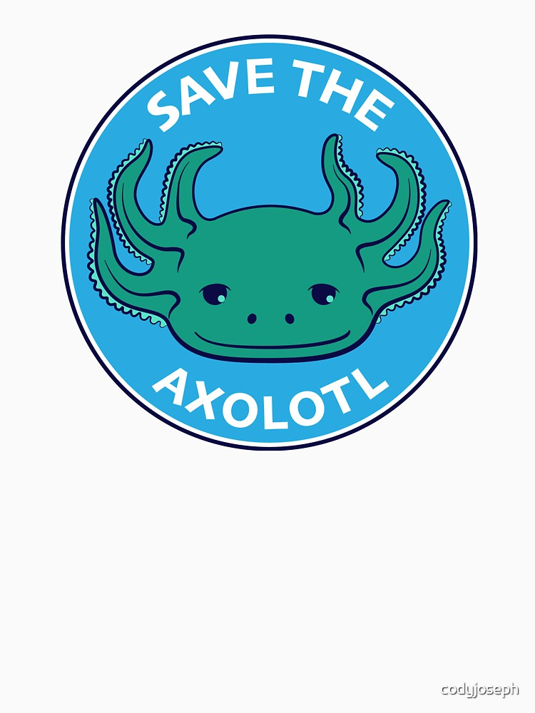 Save the Axolotl by codyjoseph
