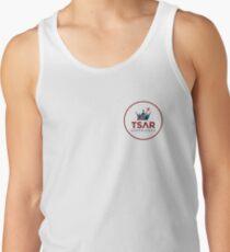 Tsar Experience Full Logo Designs Men's Tank Top
