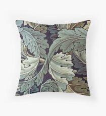 William Morris Acanthus blue pattern Floor Pillow