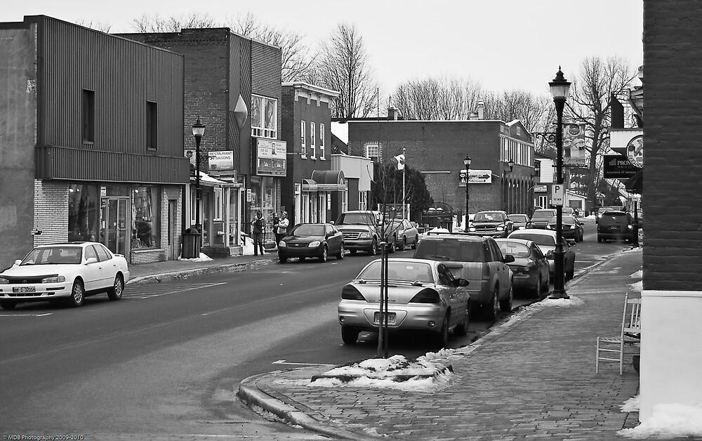 Main Street by Mark David Barrington