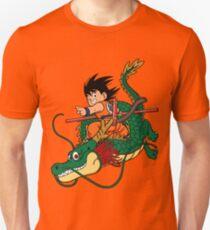 Camiseta unisex DBZ KID GOKU