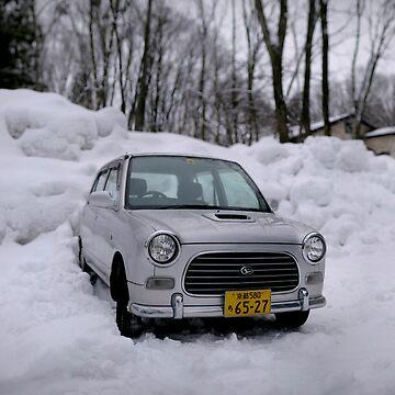 The Brenizered Daihatsu by mitchpascoe