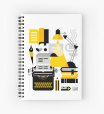Creative Writing Spiral Notebook