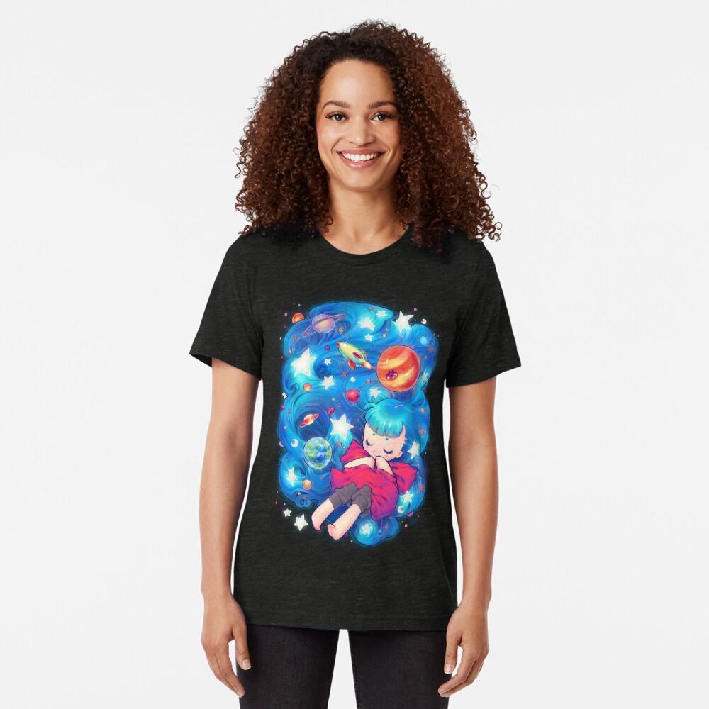 space Tri-blend T-Shirt