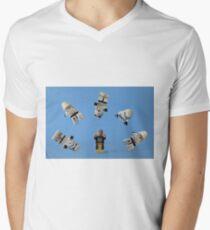 Old Ben Men's V-Neck T-Shirt