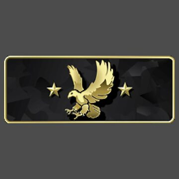 Legendary Eagle Rank by CodyGronk