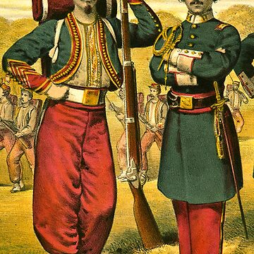 United States Zouave Cadets by IMPACTEES