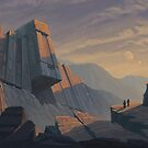 The Watchtower by Nick Stathopoulos