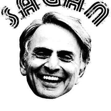 SAGAN by pauk