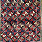 Zili Antique Turkish Flatweave by Vicky Brago-Mitchell