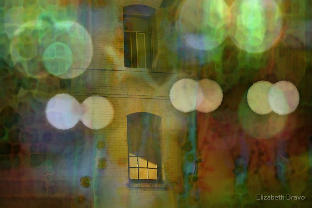 Dizzy in the afternoon by Elizabeth Bravo
