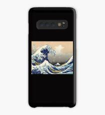 'The Great Wave Off Kanagawa' by Katsushika Hokusai (Reproduction) Case/Skin for Samsung Galaxy