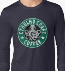 Cthulhu Craft Coffee T-Shirt