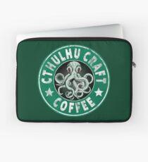Cthulhu Craft Coffee Laptop Sleeve
