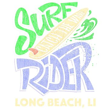 Surf Rider Long Beach by snarkee