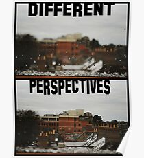 Different Perspectives. Poster